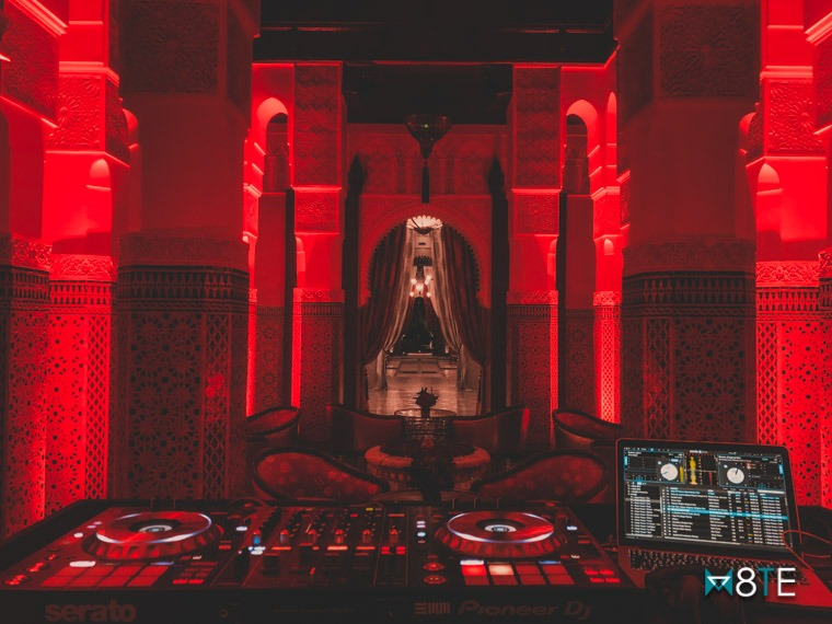 Leading Hotels of the World - Royal Mansour Marrakech - M8TE / www.DJMARRAKECH.com