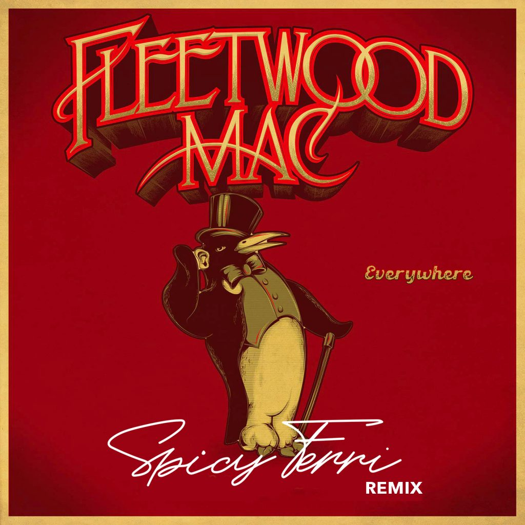 Cover Fleetwood Mac - Everywhere (Spicy Ferri Remix)